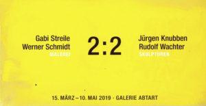2:2 Ausstellung Abtart